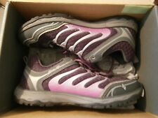 EDDIE BAUER Womens Full Circuit Running Cross Training 8 Eggplant Gray Purple