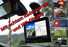 7'' LED Navigationssystem, Tablet mit WIFI und echtem Radar-Laserpistolenwarner