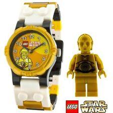 C-3PO WATCH kids star wars lego MISB & minifigure