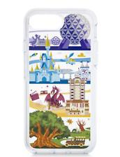 OTTERBOX iPhone 8 Plus 7+ Case Disney Park Authentic ✿ EPCOT Castle Dumbo Dragon
