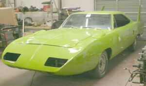 1970 Plymouth Superbird SHOWCARS Fiberglass Front Nose