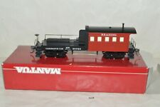 HO scale Mantua Reading RR clearance check car train w/ KD's