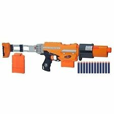 Brand New NERF Elite ALPHA TROOPER CS-6 Mission Kit BLASTER