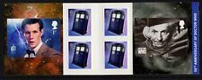 PM36 2013 Doctor Who Retail Stamp Booklet MNH