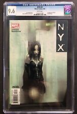 NYX #3 (CGC 9.6) - 1st appearance of X-23 (Laura Kinney) - Wolverine - X-Men