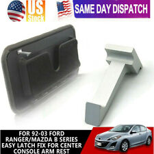 Useasy Latch Fix For Center Console Arm Rest For 92 03 Ford Rangermazda Bseries Fits Mazda