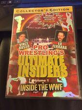 Pro Wrestling's Ultimate Insiders Vol. 1 - Inside The WWF (DVD, 2005)