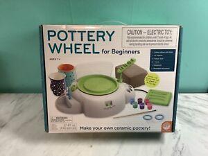Pottery Wheel For Beginners - Creative Activities