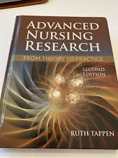 Advanced Nursing Research From Theory To Practice