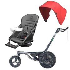 BRAND NEW Orbit baby O2 Stroller COMPLETE System, Base+Seat+Shade+Footrest+Tray!