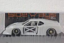 SIDEWAYS SWK/SC SCHNITZER BMW  M1 WHITE KIT GROUP 5 CAR NEW 1/32 SLOT CAR