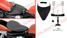 BASE MONTAGGIO MONO SELLA HARLEY DAVIDSON SPORTSTER 2004 UP IRON 48 NIGHTSTER HD