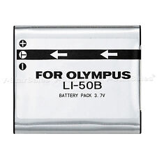 LI-50B LI50B Battery for Olympus MJU 1010 1020 1030SW SH21