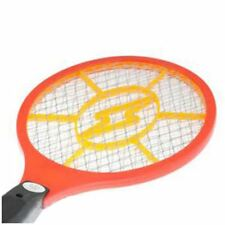 Mosquito Killer Electric Tennis Bat Racket Insect Fly Bug Zapper Wasp Swat C2E2