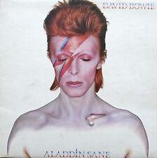David Bowie - Aladdin Sane (Vinyl, Ex.Cond., 1973, RS1001, LSP4852)