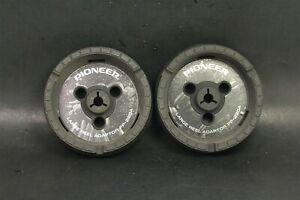 2 Pioneer Large Reel Adaptor PP-220A Reel To Reel