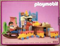 Vintage Playmobil 5311 Victorian Childs Bedroom Spare Parts