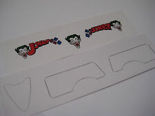 Corgi Junior  99 Joker Mobile Stickers - B2G1F