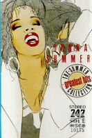 Donna Summer ‎..The Summer Greatest Hits Collection.. Import Cassette Tape