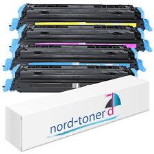 4x PRO Toner für HP Color LaserJet 1600 2600n 2605dn 2600 2605N DN Q6000A-Q6003A