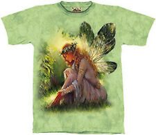T-Shirt Green Winged Fairy
