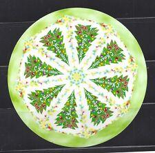 Russia 2004 New Year Tree, Scott 6872 Round Sheet of 8, SCV $75