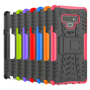Heavy Duty Gorilla Shockproof Stand Case Cover Builder for Latest Mobile Phone