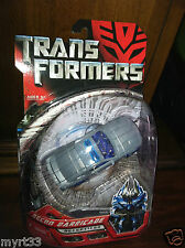 TRANSFORMERS 2007 DELUXE CLASS MOVIE FIGURE MOC:  Recon Barricade