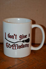 Harry Potter Coffee Mug Funny Rude Saying Gryffindor 11oz ceramic coffee mug