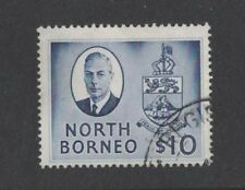 1950 North Borneo SG 370 Fine Used