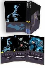 Batman 75th Anniversary Box Set by Greg Capullo, Scott Snyder, Jeph Loeb and Frank Miller (2014, Mixed Media)