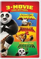 Kung Fu Panda: 3-Movie Collection [New DVD] Boxed Set