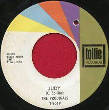 "THE PRODIGALS ""Judy/Marsha"" Tollie 9019 VG Rock Hear Both!"