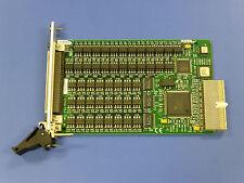 National Instruments PXI-6527 NI DAQ Card, Isolated Digital I/O, Relays