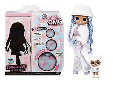 LOL Surprise ❄️ SNOWLICIOUS ❄️OMG Winter Disco Fashion Doll NEW ANGEL Set