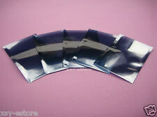 """500 Aluminized ESD Anti Static Shielding Bags 3.5"""" x 4.7""""_90 x 120mm_USABLE SIZE"""