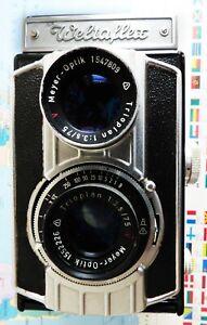 Weltaflex 6x6cm zweiäugige Spiegelrefelxkamera