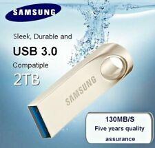 Pen Drive 2Tb Samsung New USB 3.0 Flash Drive