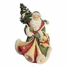 Heart of Christmas Santa 6001371 Bringing Home Christmas Figurine 2018