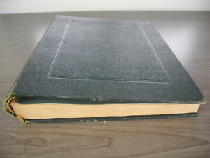 US, Assortment of Revenue & other BOB Stamps mounted in a battered Scott album