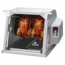 Ronco ST5000PLGEN Digital Showtime Rotisserie & BBQ Oven, Platinum Edition New