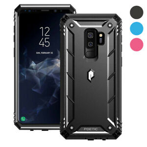 Galaxy Note 8 9 S9 S9 Plus Dual Layer Phone Case Poetic® Shockproof Cover
