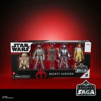 Star Wars Celebrate the Saga Action Figures 5-Pack Bounty Hunters  Hasbro 10 cm