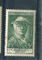 Timbre/Stamp - France -  N° 1069  Oblitéré  - 1956 - TTB - Cote:  10 €