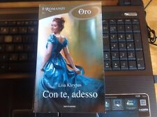 LISA KLEYPAS: Con te adesso  I Romanzi Mondadori ORO N.173 OTTIMO