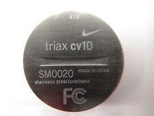 Two (2) Nike SM0020 Triax cv10 Heart Rate Monitor Battery Cover Part