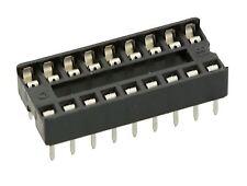 5 x 18-Pin DIP / DIL PCB IC Socket