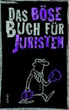 Das böse Buch für Juristen   2014   deutsch   NEU