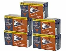 (5) Box Lot ~2011 Upper Deck Texas Football Unopened Factory Sealed Box~ (10ct)