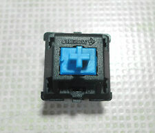 100 vintage Cherry MX blue/azul conmutadores/sonda Keyboard/teclado, PCB-Mount